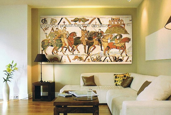 Bayeux Tapestry Maker: Discover the Beauty of European Tapestry in Your Home
