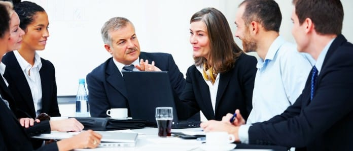 Business meetings: 4 easy steps for making them more productive
