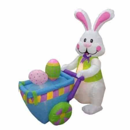 Easter Air – Blown Inflatables That The Whole Family Will Love