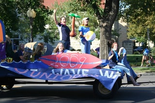 Easy Parade Ideas for Bikes, Trucks and Floats