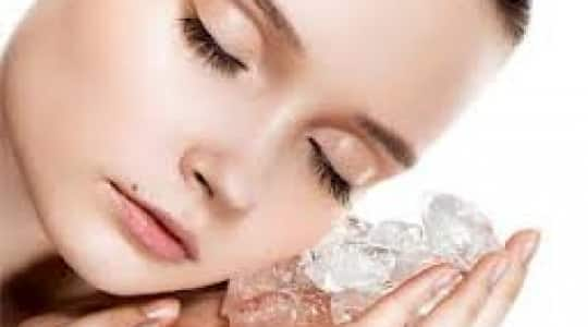 Importance of Ice Cube in Skin Care