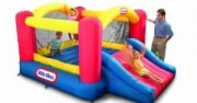 Little Tikes Bounce House With Slide