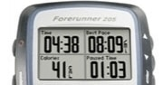 The difference between Garmin Forerunner 205, 305 and 405