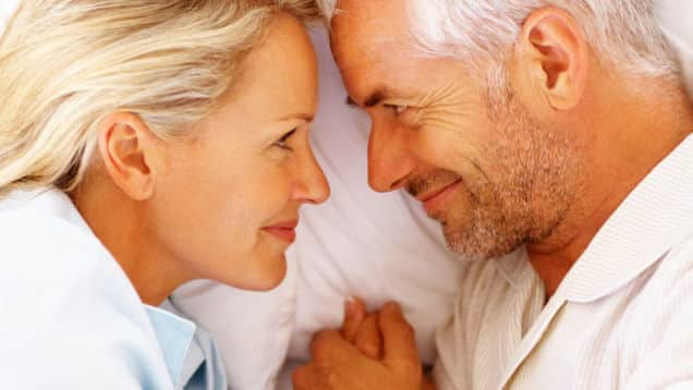 Love among the elderly: when love comes in old age