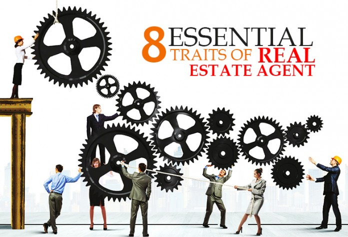 Eight essential traits of a successful Real Estate Agent