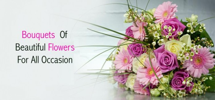 Fresh Flower Bouquets Show Love, Happiness and Joy in A Superb Method