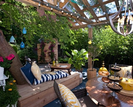 Top 5 Tips For Creating A Stylish Garden By Yourself