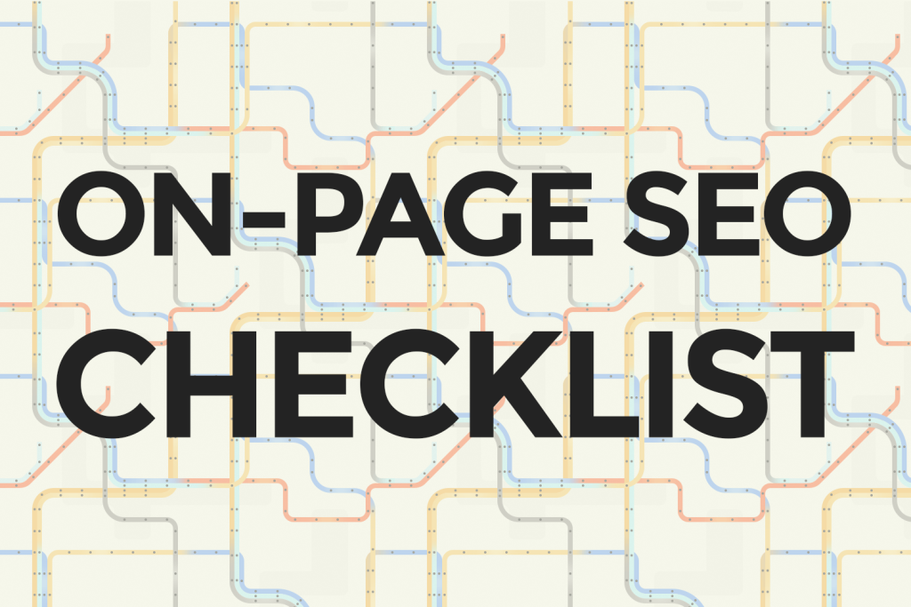 5 On-Page SEO Checks That Are Necessary for Every Web Page
