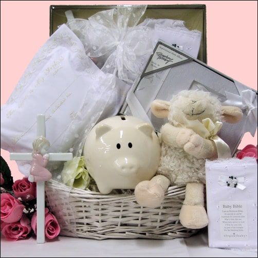 Precious Christening Gifts
