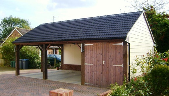 Are Eco-friendly garages the way forward?