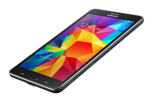 Samsung Galaxy Tab 4, Is Portable, Slim And Luxurious